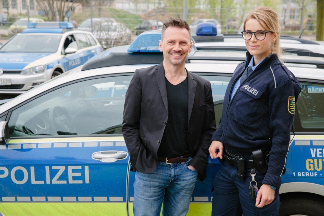 polizei labor beruf